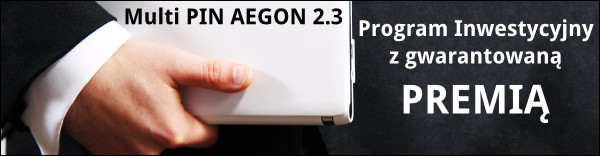 Multi PIN AEGON 2.3/2.3 Prestige